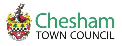 chesham town council crest